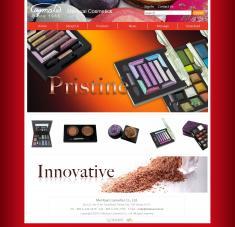 Mei Kuai Cosmetics Co., Ltd. 網站設計/製作