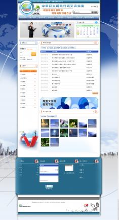 中華亞太網路交流協會-網站設計/製作